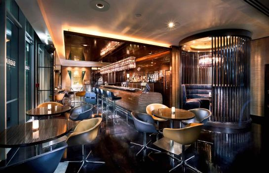 Hotel-Bar Sofitel Auckland Viaduct Harbour
