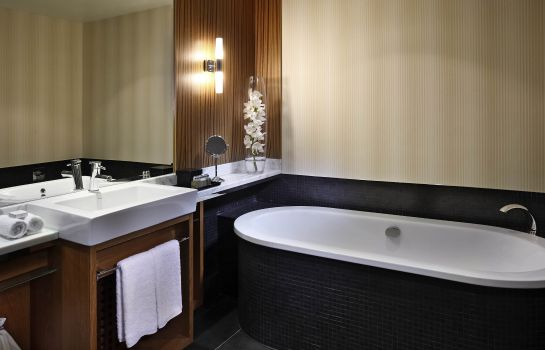 Junior Suite Sofitel Auckland Viaduct Harbour