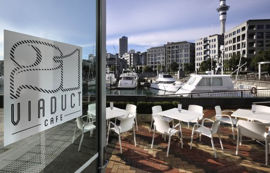 Restaurant Sofitel Auckland Viaduct Harbour