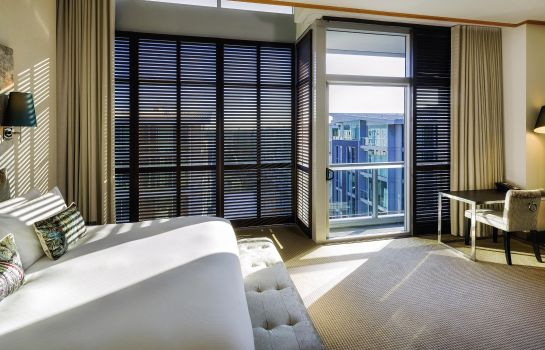 Suite Sofitel Auckland Viaduct Harbour