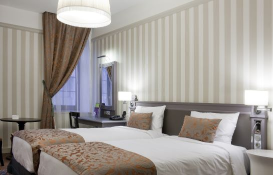 Double room (standard) Mercure Arbat Moscow