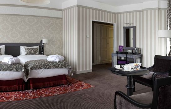 Zimmer Mercure Arbat Moscow
