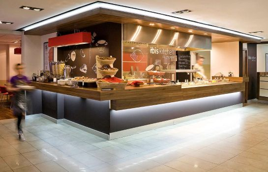 Restaurante ibis Kiev City Center