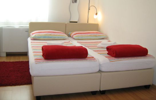 Chambre double (standard) Apartments Laura