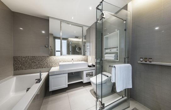 Cuarto de baño Grande Centre Point Hotel Terminal 21 by L & H Hotel Management Co., Ltd.