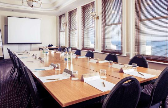 Conference room Mercure Brighton Seafront Hotel