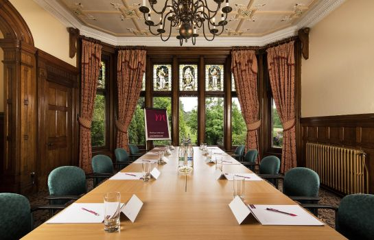 Conference room Mercure Burton upon Trent Newton Park Hotel