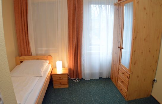 Single room (standard) Heidepension Bispingen