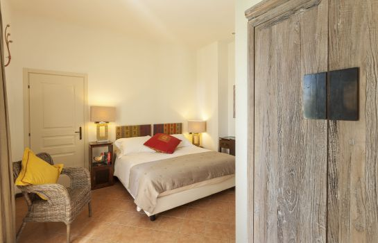 Chambre double (standard) Borgo Ramezzana Country House