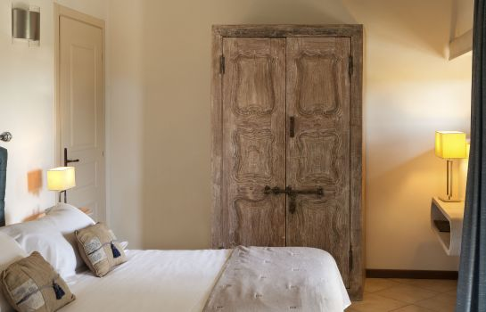 Chambre double (confort) Borgo Ramezzana Country House