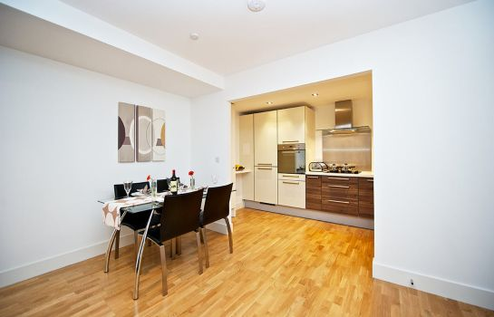 Lobby Staycity Serviced Apartments Edinburgh – West End