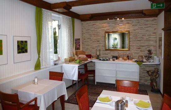 Buffet prima colazione Landhaus Luise Fly in & sleep