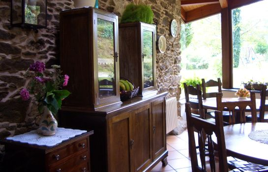 Breakfast room O Vilar Casa Rural