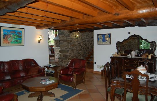 Interior view O Vilar Casa Rural