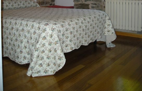 Double room (standard) O Vilar Casa Rural