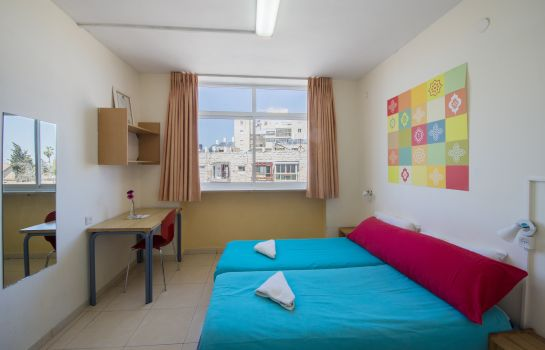 Double room (standard) Abraham Hostel