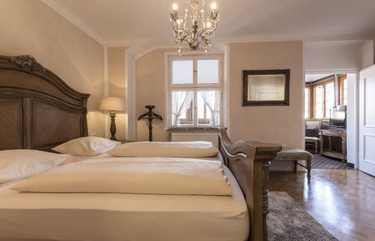 Suite junior Meiser´s Hotel am Weinmarkt