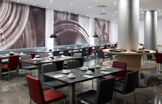 Restaurante NH Barcelona Diagonal Center