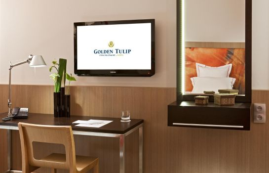 Suite Golden Tulip Lyon Eurexpo