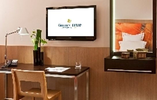 Standardzimmer Golden Tulip Lyon Eurexpo