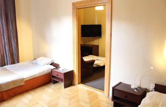 Triple room Cracow Old Town Guest House