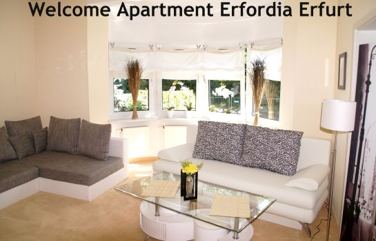 Double room (standard) Apartment Erfordia