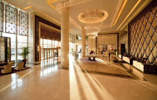 Hotelhalle Wanda Realm Langfang Former:DoubleTree by Hilton Langfang