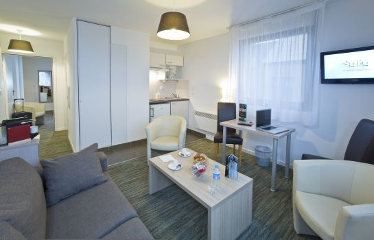 Suite All Suites Appart Hotel Dunkerque