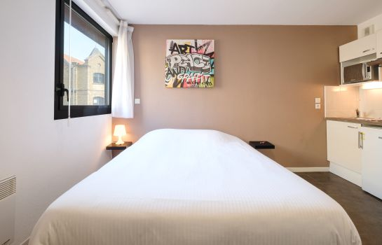 Doppelzimmer Standard All Suites Appart Hotel Dunkerque