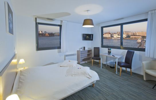 Doppelzimmer Komfort All Suites Appart Hotel Dunkerque