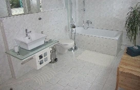 Bagno in camera Apartment Erfordia