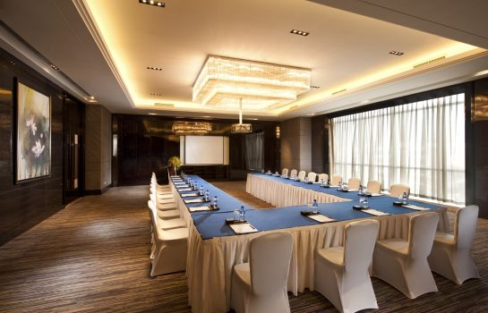 Meeting room Wanda Realm Langfang