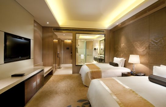 Doppelzimmer Standard Wanda Realm Langfang Former:DoubleTree by Hilton Langfang