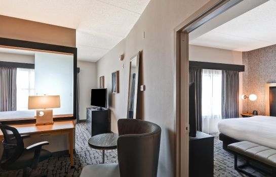Suite DoubleTree by Hilton Baton Rouge
