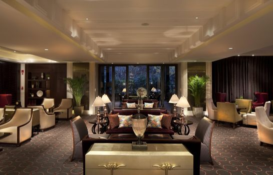 Hotel bar Doubletree by Hilton Chongqing North