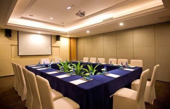 Conference room Doubletree by Hilton Chongqing North