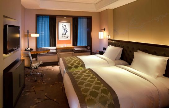Room Doubletree by Hilton Chongqing North