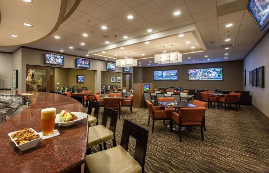 Bar hotelowy Doubletree by Hilton Pittsburgh Greentree