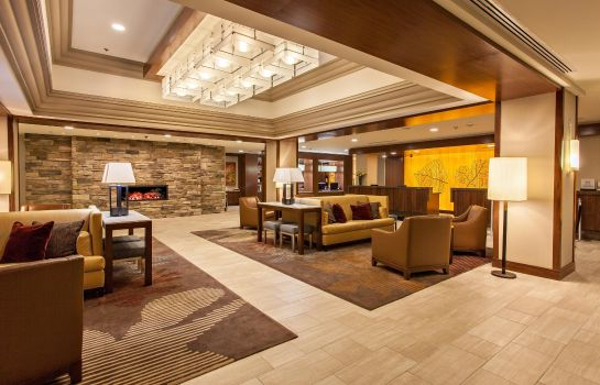 Hol hotelowy Doubletree by Hilton Pittsburgh Greentree
