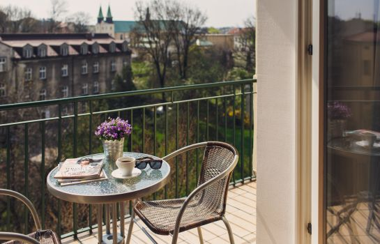 Terrasse 4Seasons Apartments Cracow