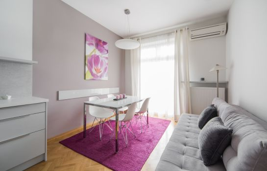 Chambre quadruple 4Seasons Apartments Cracow