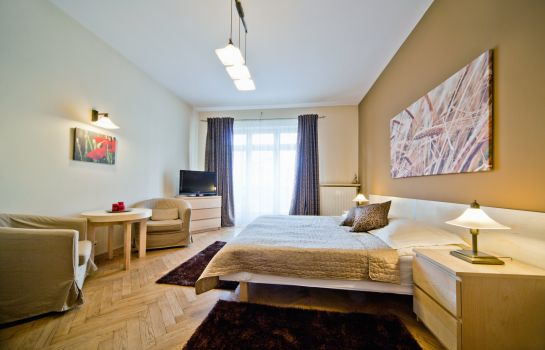 Chambre double (confort) 4Seasons Apartments Cracow