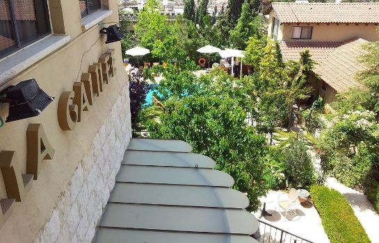 Informacja Villa Galilee Boutique Hotel and Spa