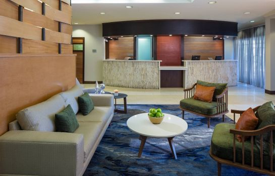 Hotelhalle Fairfield Inn & Suites Orlando Lake Buena Vista