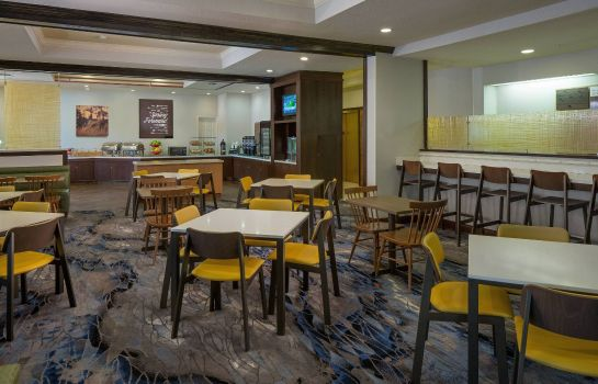 Restaurant Fairfield Inn & Suites Orlando Lake Buena Vista