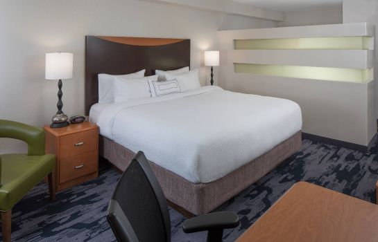 Suite Fairfield Inn & Suites Orlando Lake Buena Vista