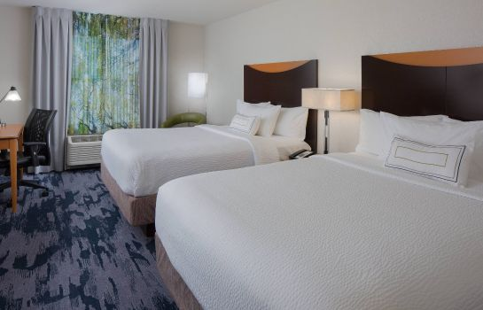 Zimmer Fairfield Inn & Suites Orlando Lake Buena Vista