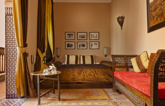 Junior Suite Riad 58 Blu