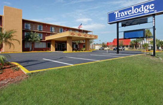Buitenaanzicht TRAVELODGE ORLANDO INTERNATION
