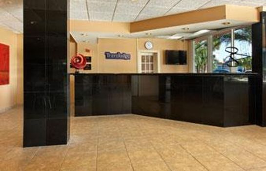 Hotelhalle TRAVELODGE ORLANDO INTERNATION